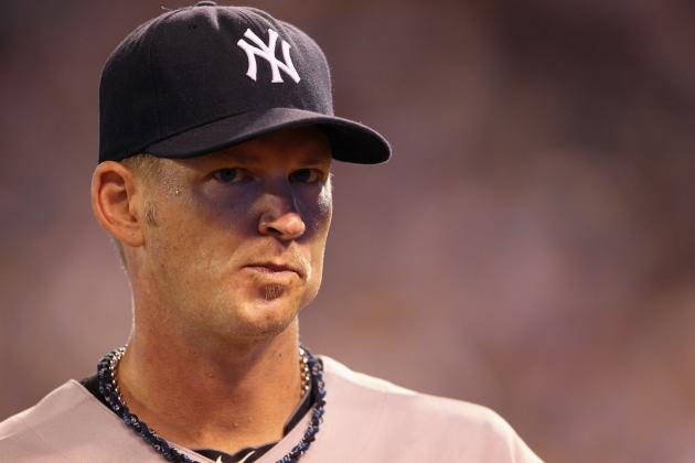 Yankees Set Saturday Deadline to Deal Burnett, Hope to Sign Chavez and Ibanez