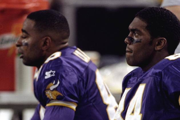 Cris Carter's Beef with Randy Moss Reeks of Jealousy