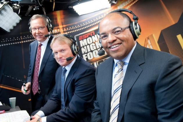 Ron Jaworski out of ESPN's Monday Night Football, Prepare for More Jon Gruden