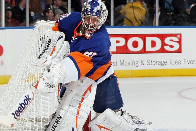 Why the New York Islanders Absolutely Cannot Trade Evgeni Nabokov in Playoff Run