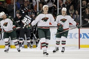 Minnesota Wild Lose to the Ducks, Skid Hits Five in a Row