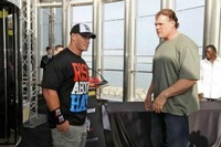 WWE News: Kane Unmasked and Sporting New Hair Style