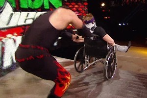 WWE Raw: Was Zack Ryder's Wheelchair Spot Really Necessary?