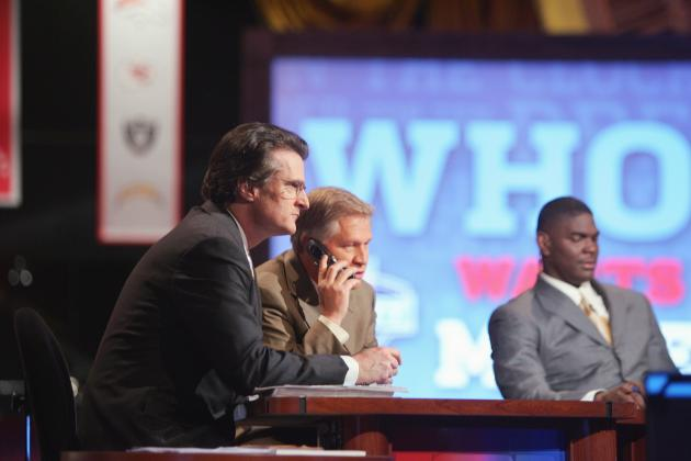 Mel Kiper 2012 NFL Mock Draft: Breaking Down Kiper's Mock 2.0