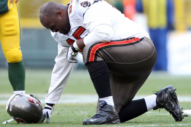Albert Haynesworth Will Be Always Be Remembered for All the Wrong Reasons