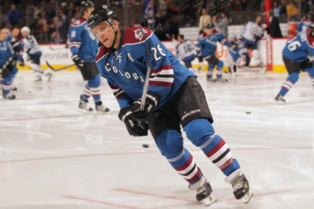 Colorado Avalanche: Paul Stastny Will Be Trade Bait
