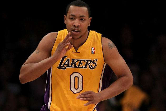 Who Needs Gilbert Arenas? the Lakers Already Have an Agent Zero
