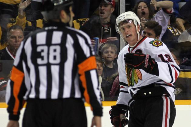 Chicago Blackhawks: What Is Wrong with Jonathan Toews?