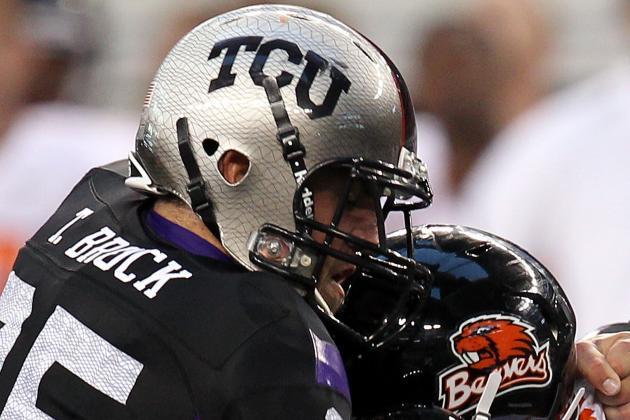 TCU Arrests Raise Some Uncomfortable Questions