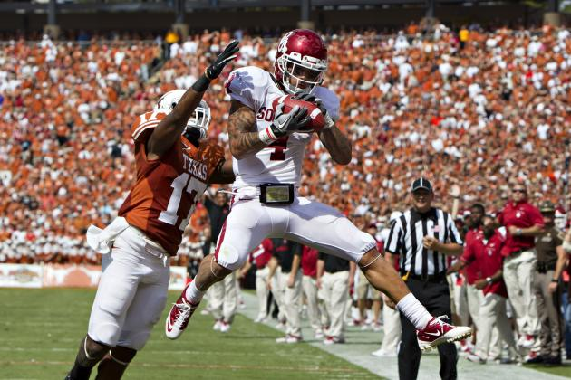 The Biggest Games of the 2012 Big 12 Football Season