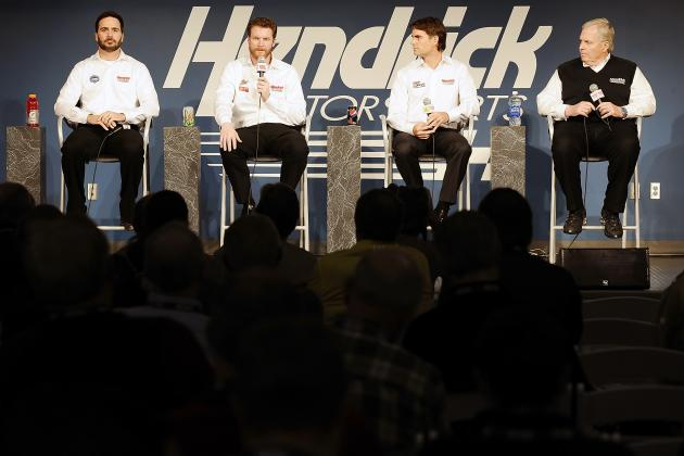 Daytona 500 2012: Hendrick Motorsports' Outlook for the Season Kickoff
