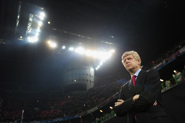 AC Milan vs. Arsenal: Where Does Arsene Wenger Go from Here?
