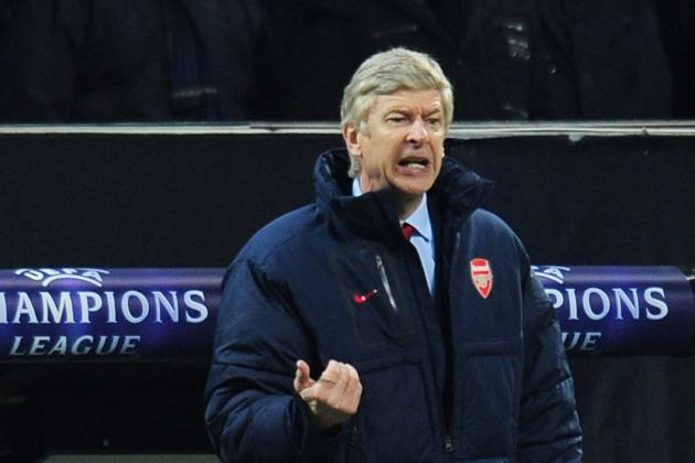 AC Milan vs. Arsenal: Arsene Wenger Gives Cold Assessment of the Milan Rout