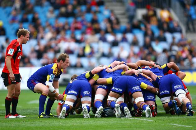 Super Rugby: Highlanders Talented Roster Could Lead Them to Super Rugby Playoffs