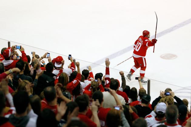 Red Wings' Lack of Success on the Road Means More Than Home Winning Streak