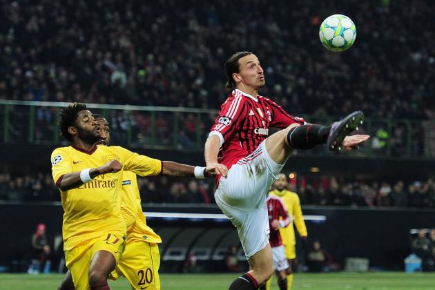 AC Milan vs. Arsenal: Massacre in Milan as Gunners Suffer 4-0 Defeat