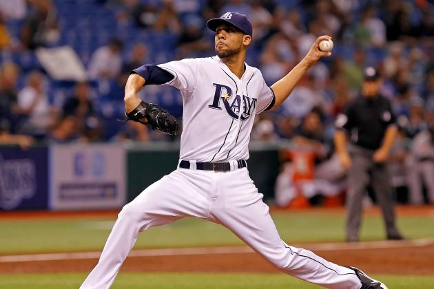 David Price: What to Expect from Tampa Bay Rays Ace in 2012