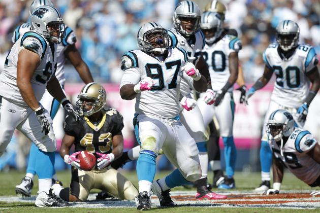 Carolina Panthers' 2011 Season Review: Defensive Tackles