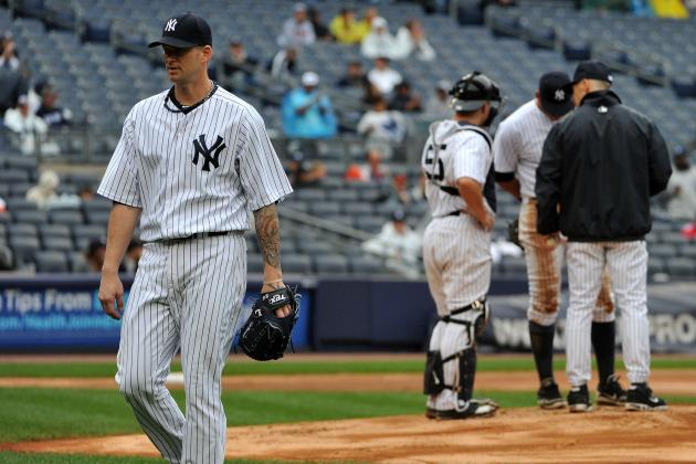 A.J. Burnett Trade Imminent After New York Yankees Set Saturday Deadline