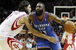 Houston Rockets: Good Clutch Efforts Lead to Huge Win vs. Thunder