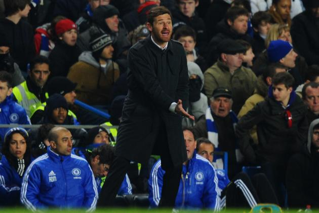 Andre Villas-Boas Must Use FA Cup to Turn Things Around for Chelsea FC