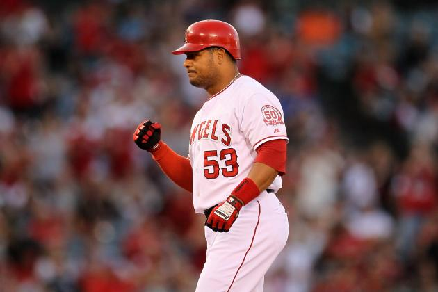 Angels GM Takes Page out of 'Moneyball' by Opting to Keep Bobby Abreu in LA