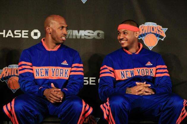 Chauncey Billups Is the Most Important Acquisition in New York Knicks History