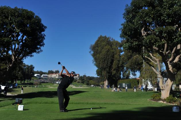 Northern Trust Open:  Riviera Is the Best Venue on the PGA Tour