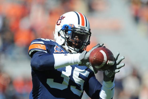 Auburn Football 2012: A Look at Linebacker Depth Prior to Spring Training
