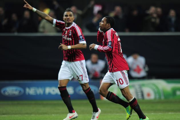 Arsenal the Champions League Victims of AC Milan's Revival