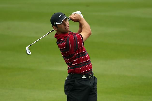 Paul Casey's Ryder Cup Chances Crumble in Colorado