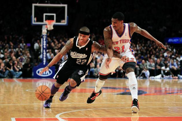 2011 NBA Draft: Is Isaiah Thomas the Sacramento Kings' Kyrie Irving?