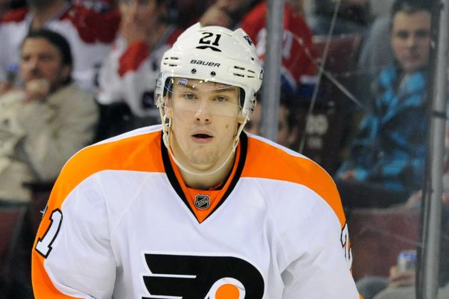 NHL Trade Rumors: Why the Philadelphia Flyers Could Become Sellers