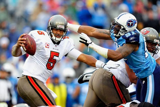 Tampa Bay Buccaneers Are Suddenly Thin at Defensive Tackle