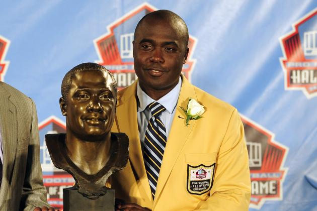 Marshall Faulk:  His Ignorance Shows Detroit Lions Still Lack National Respect