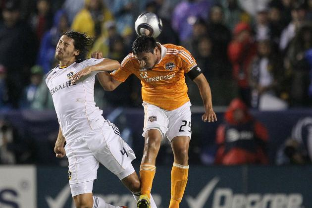 Cha-Ching!  Houston Dynamo Welcome Back Brian Ching