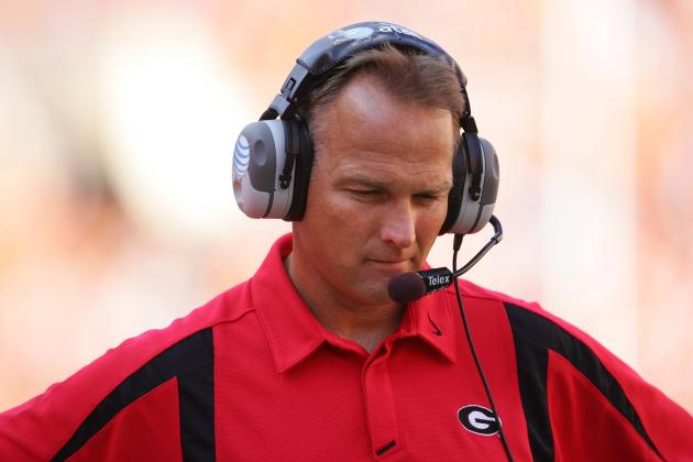 Georgia Football:  Is This Season Make or Break for Mark Richt in Athens?