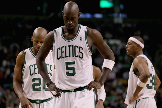 Paul Pierce, Ray Allen, Kevin Garnett: What Do Boston Celtics Do Post 'Big 3?'