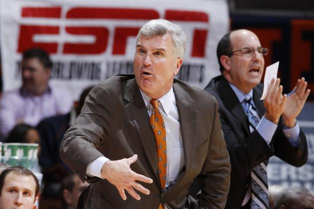 Illinois Basketball: Has Bruce Weber Accepted the Fact His Job Is Lost?