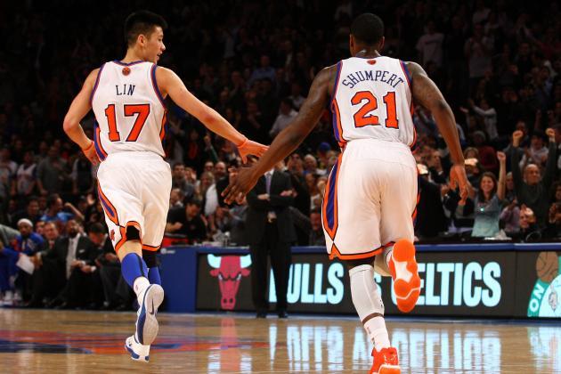 NBA Slam Dunk Contest 2012: Thanks to Jeremy Lin, Iman Shumpert Will Cruise