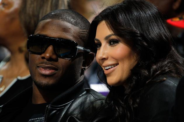 Kim Kardashian: Reggie Bush Must Do More to Stay Away from Drama