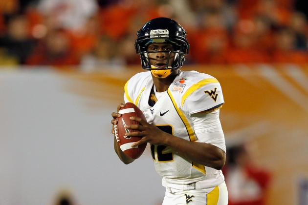 West Virginia 2012: Is Geno Smith Now the Best Quarterback in the Big 12?