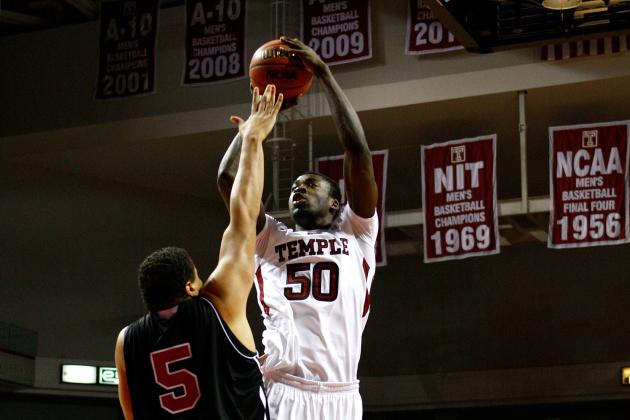 Temple Basketball: Michael Eric Is the Owls X-Factor to a Deep Tourney Run