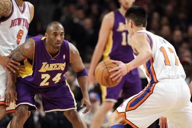 Could the Lakers Steal Jeremy Lin from the Knicks for 2012-13?
