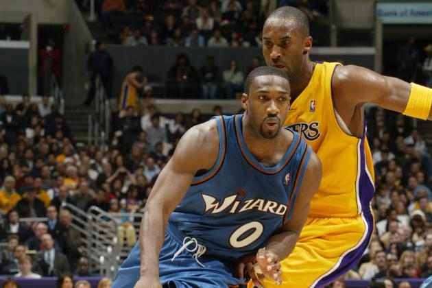 Lakers Rumors: How Kobe Bryant Would Rejuvenate Gilbert Arenas' Career