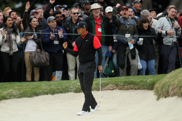 When Will Tiger Woods Reclaim No. 1 Ranking?
