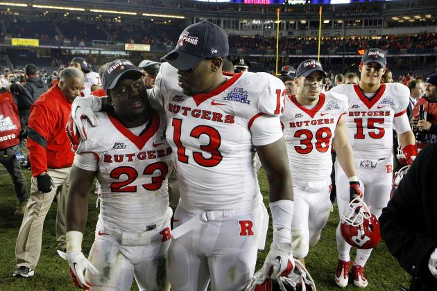 2012 National Signing Day: Rutgers Recruiting Roundup