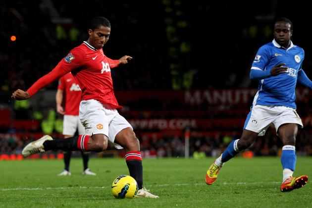 Manchester United Can Cope with the Loss of Antonio Valencia