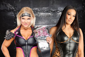 WWE Elimination Chamber: Finally, a Real Divas Championship Match!