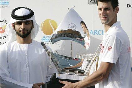 Potential Dubai Championship Duels: Djokovic vs. Federer, Azarenka vs. Kvitova?